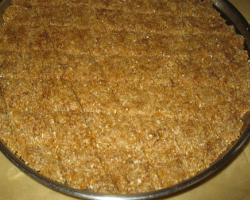 ALMOND TIL CHIKKI RECIPE
