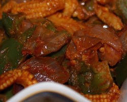 Baby Corn Capsicum Recipes