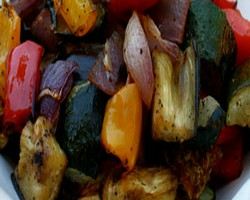 Roasted Mixed Vegetable Recipes