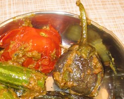Stuffed Baingan Recipes