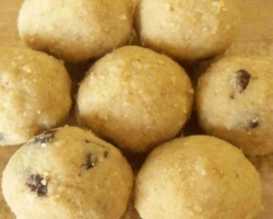 Rice Ladoo Recipe