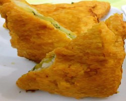 Paneer Bread Pakora Recipe