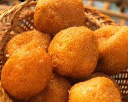 Fried Vegetable Balls Recipe
