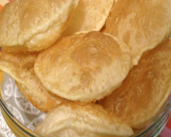 Recipe of luchi